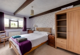 Partridge Double Bedroom 2