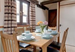 Pheasant Dining Area