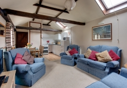 Pheasant Open Plan Living Room 5
