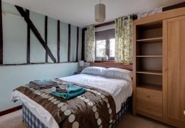 Plover Double Bedroom