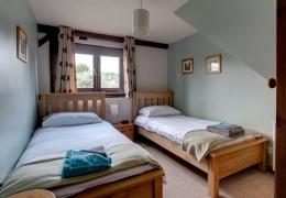 Plover Twin Bedroom