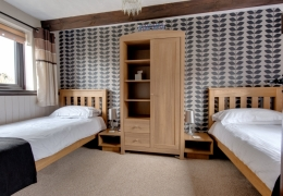 Swallow Twin Bedroom 2