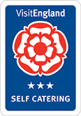 3 Star Self Catering (Visit England)