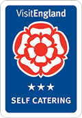 3 Star self-catering, Visit England