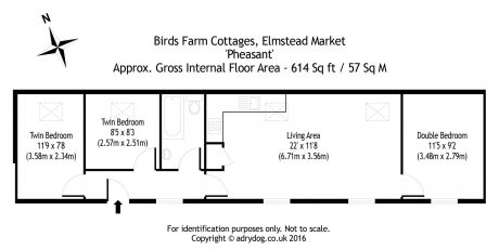 Pheasant Floor Plan